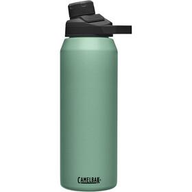 CamelBak Chute Mag Vacuüm geïsoleerde Roestvrijstalen Drinkfles 1000ml, moss